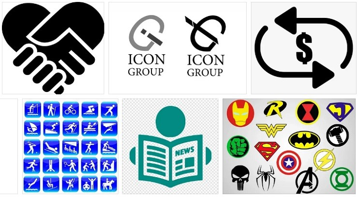 Логотипы, иконки, баннеры