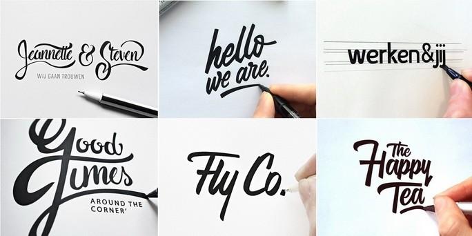 Разработка шрифтов