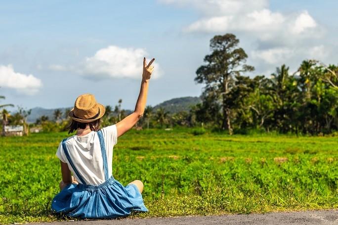 Фрилансер на Бали