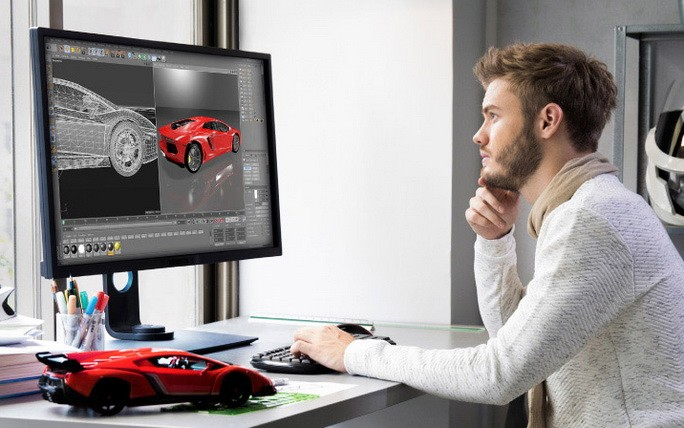 Разработка 3D-модели